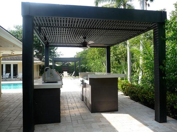 modern outdoor bar designs photo - 3