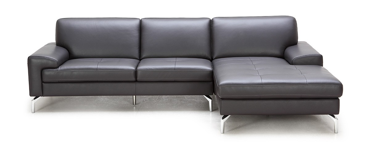 modern sectional sofa chaise photo - 2