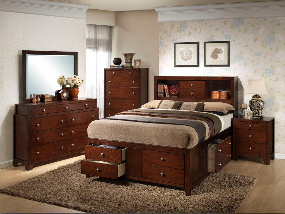 modern traditional bedroom sets photo - 5