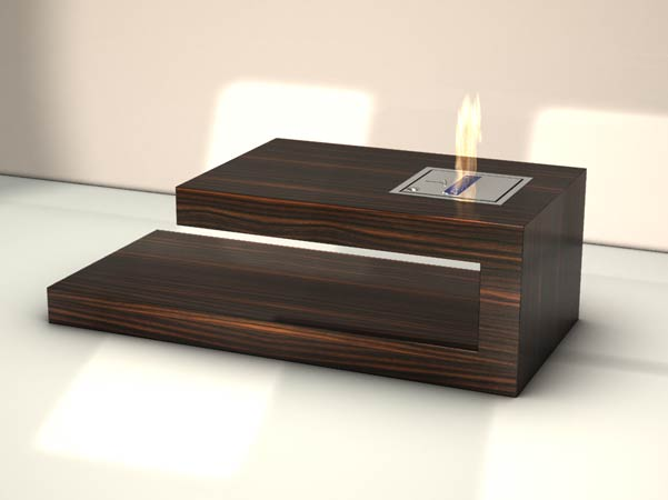 modern wood coffee table designs photo - 6