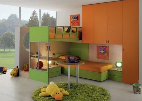 modular bedroom furniture for kids photo - 3