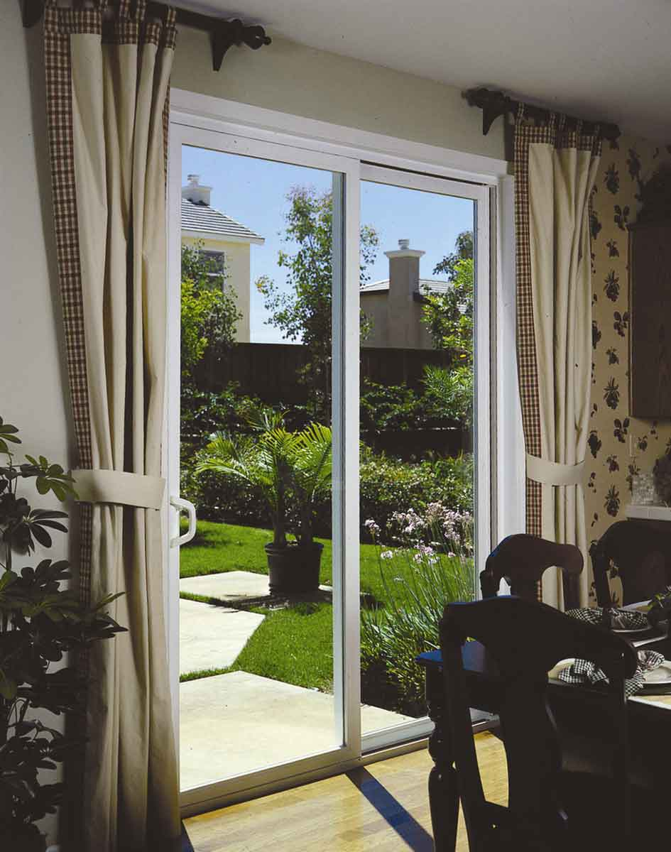 New Patio Sliding Doors Interior Exterior Doors