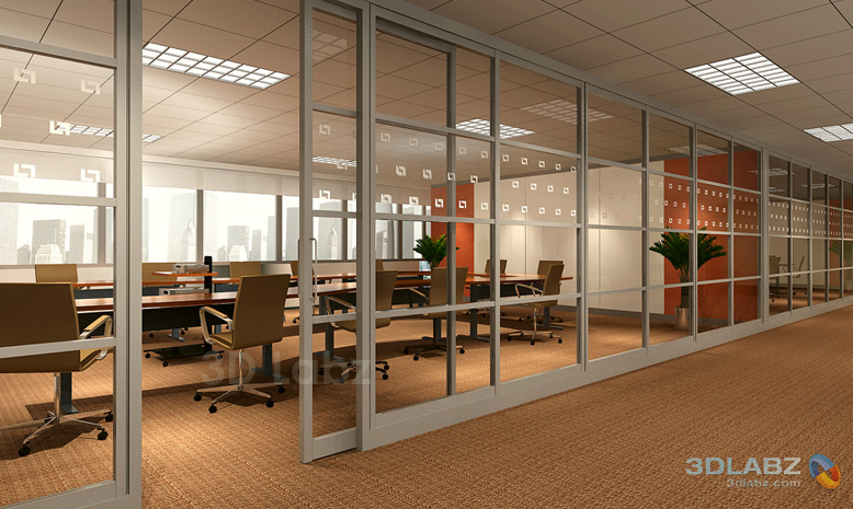 office interior glass walls interior exterior doors