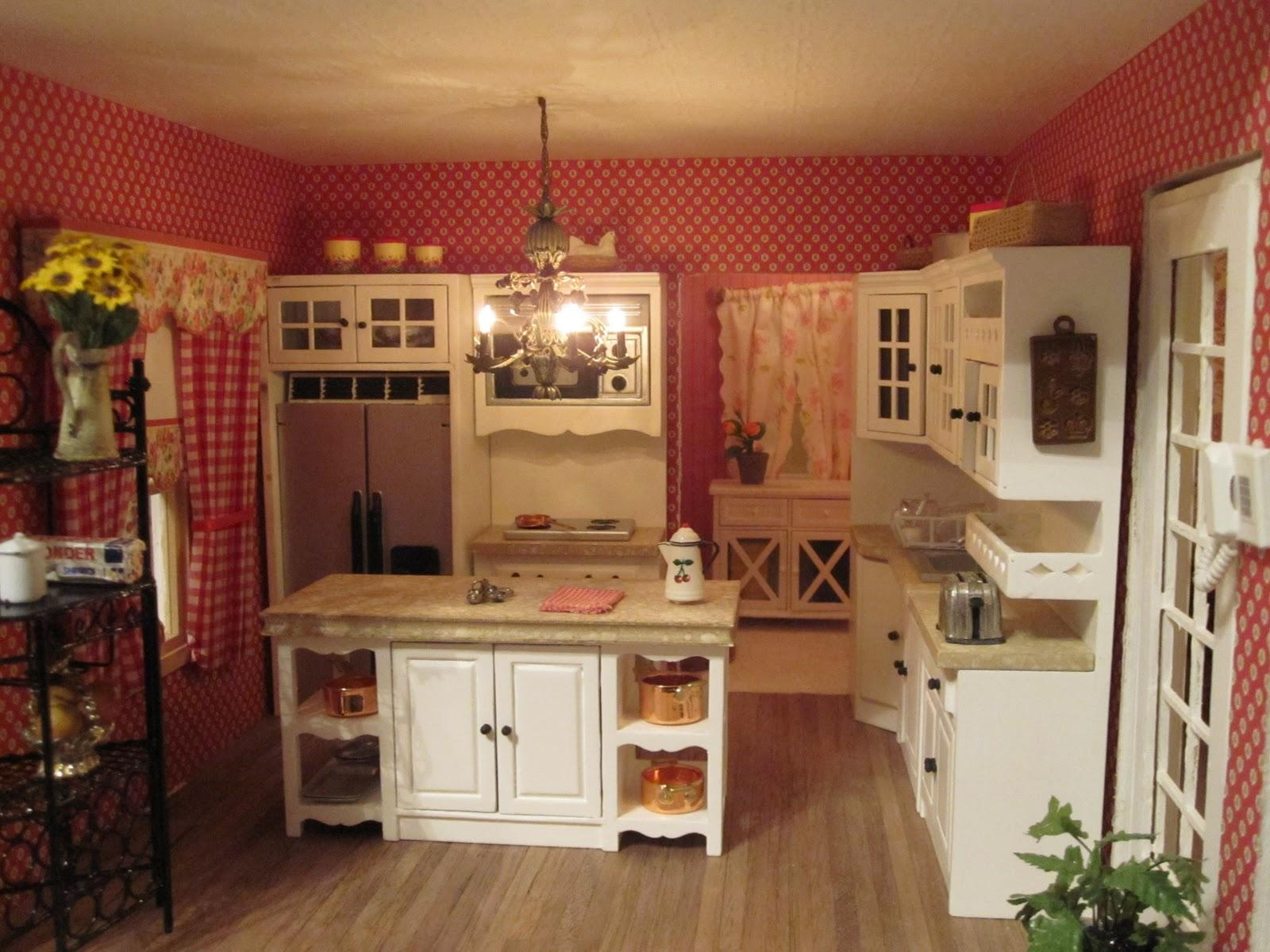 old country kitchen designs photo - 1