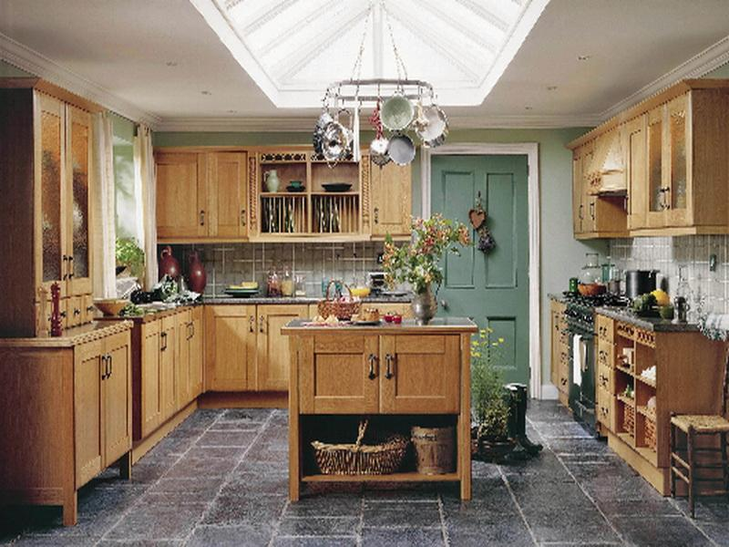 old country kitchen designs photo - 4