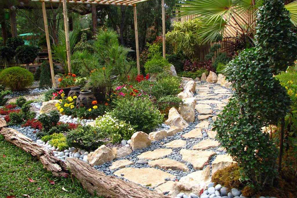 Oriental garden design ideas turn your garden into perfect resting place interior exterior - Oriental garden design ideas ...