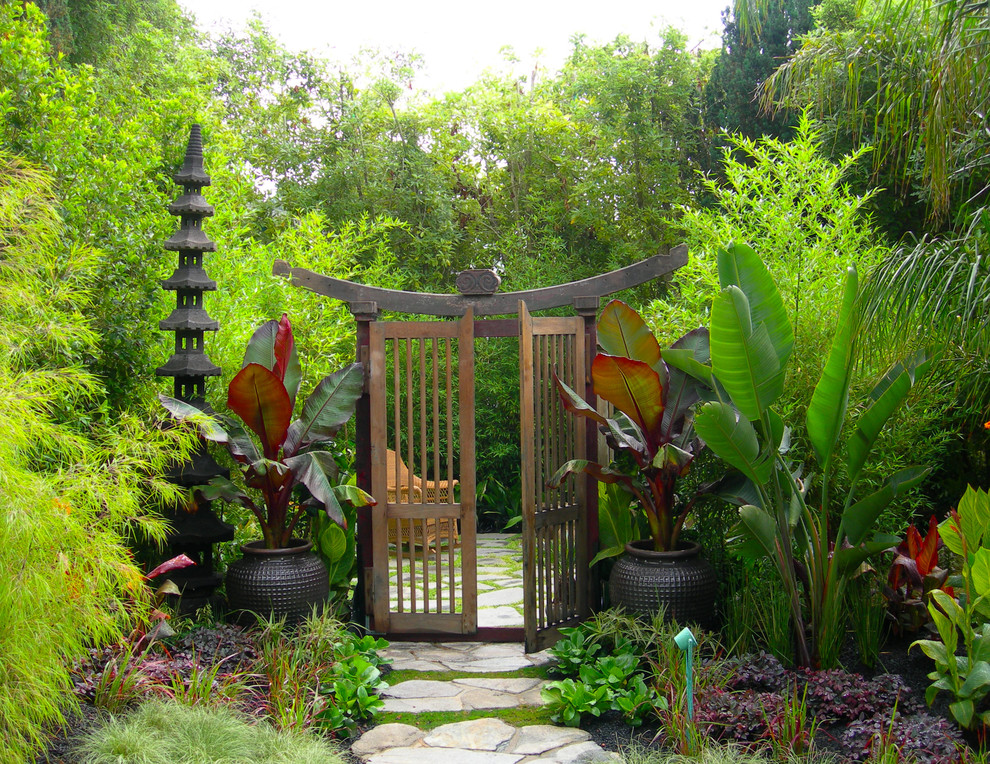 oriental garden design ideas photo - 4