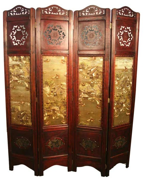 oriental room dividers screens photo - 2