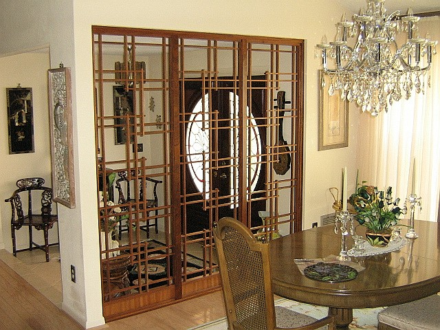 oriental room dividers screens photo - 3