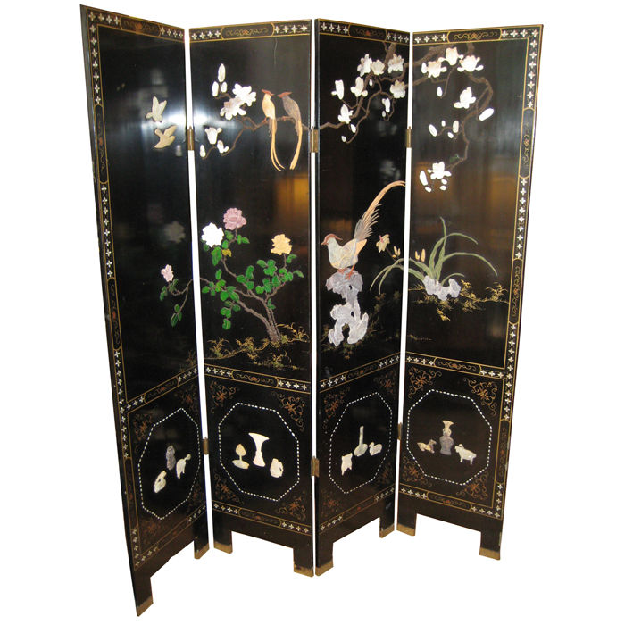 oriental room dividers screens photo - 4