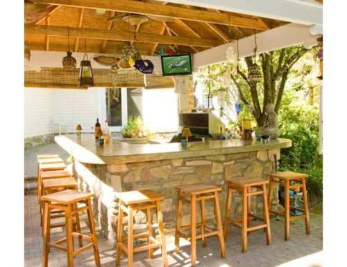 outdoor bar and grill designs photo - 4