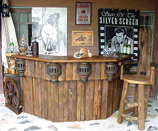 outdoor bar designs for home photo - 3
