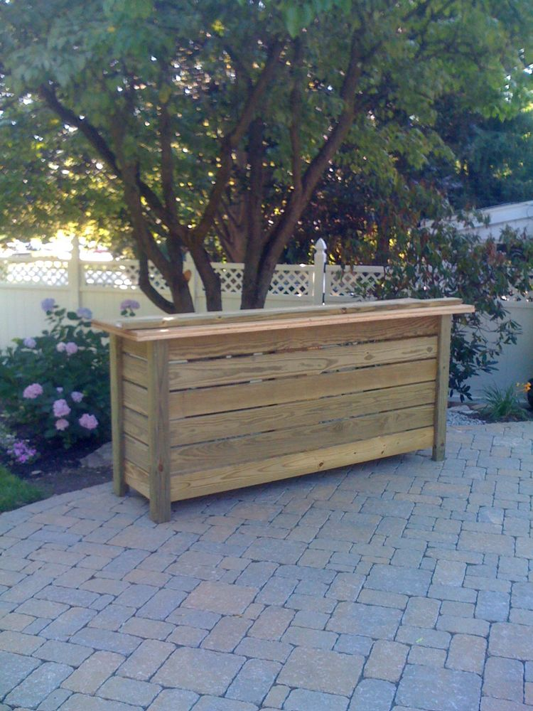 Nice Outdoor Bar Designs Plans Outdoor Bar Designs Plans Photo 6