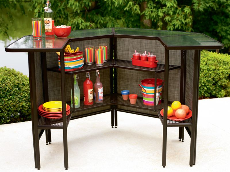 your home with outdoor nature top 20 outdoor bar sets sears