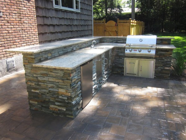 outdoor bar top designs photo - 2