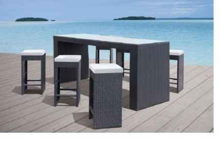 outdoor dining set bunnings photo - 6