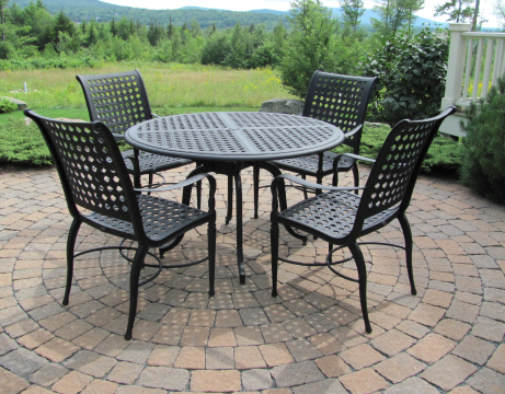 outdoor dining sets photo - 1