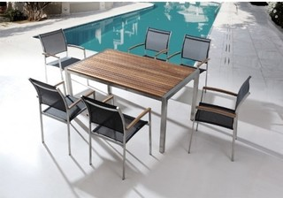 outdoor dining sets brisbane photo - 2