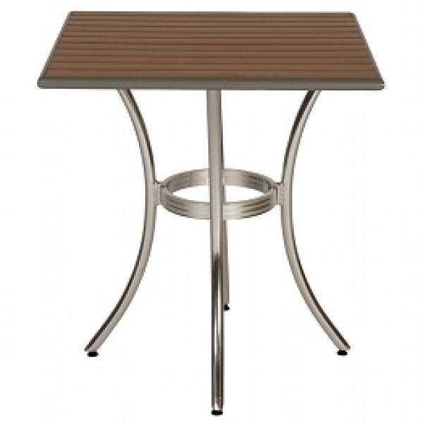 outdoor dining table base photo - 2