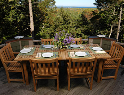 outdoor dining tables guide photo - 5