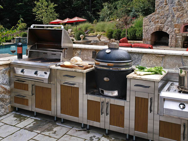 Awesome Outdoor Kitchen Appliances Photo   3