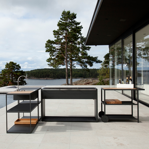 outdoor kitchen furniture photo - 4