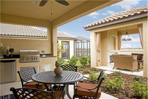 outdoor kitchen lakewood ranch photo - 1