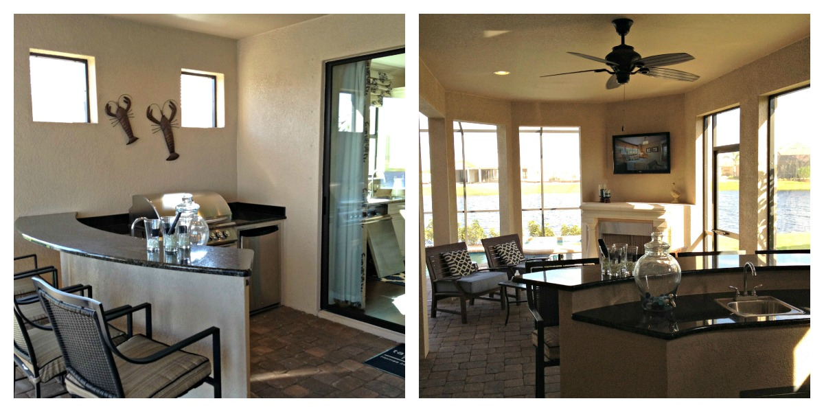 outdoor kitchen lakewood ranch photo - 3