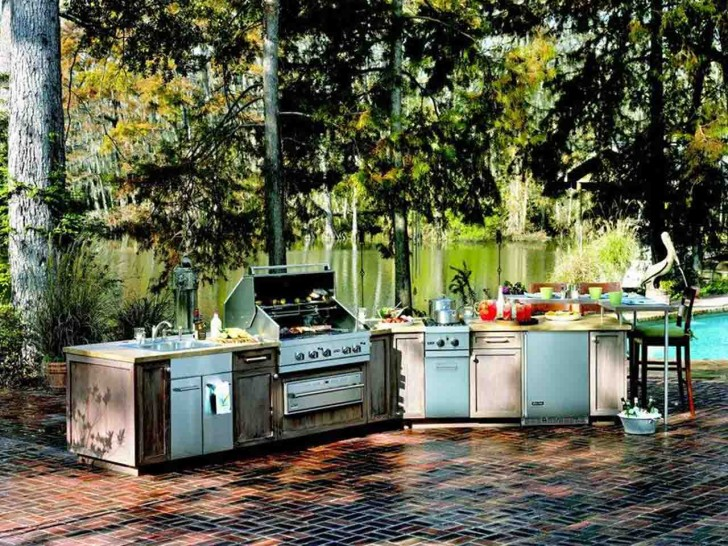 outdoor kitchen lakewood ranch photo - 6