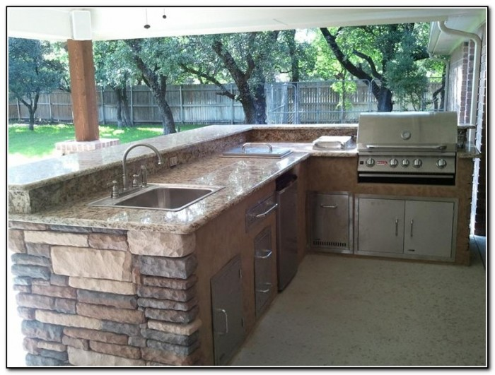 Outdoor Kitchen Lowes Best Suited To Offer You Top Notch Outdoor Kitchen Ideas Interior