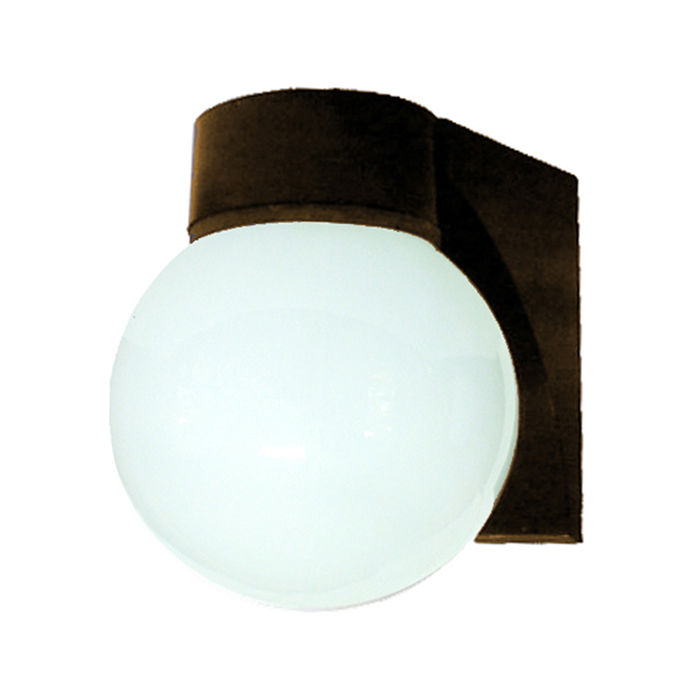 outdoor wall light ball photo - 1