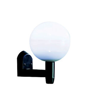 outdoor wall light ball photo - 5