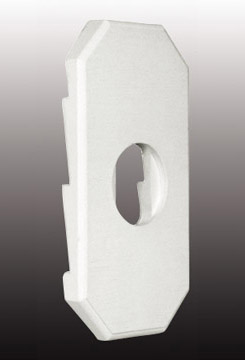 outdoor wall light mounting block photo - 4