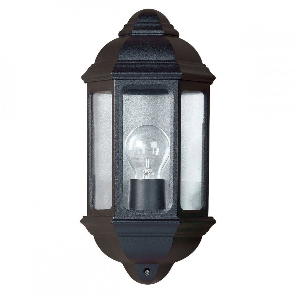 outdoor wall lighting black photo - 3