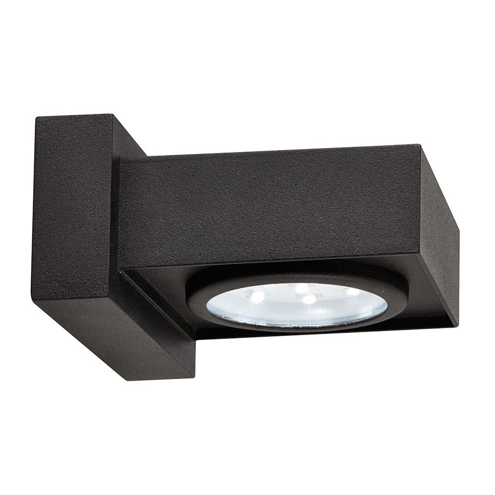 outdoor wall lighting black photo - 5