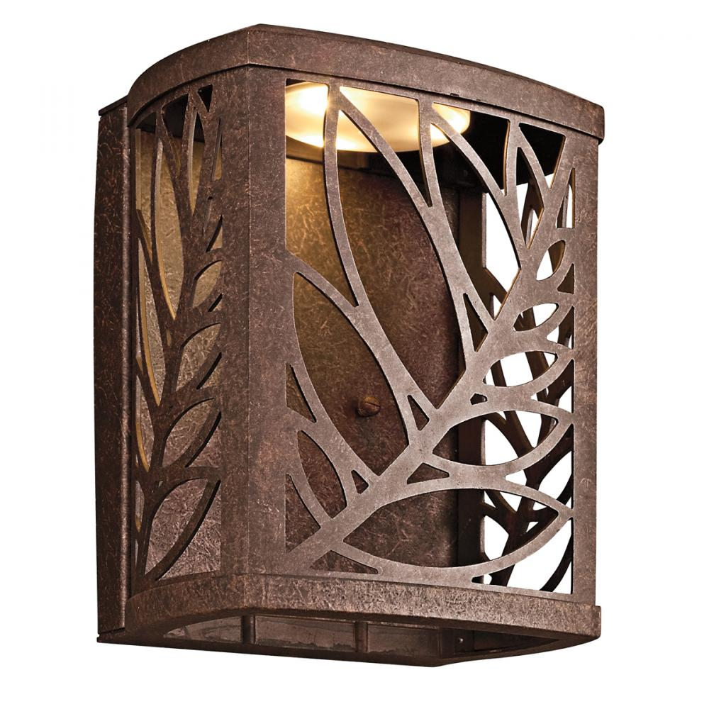 outdoor wall lighting bronze photo - 1