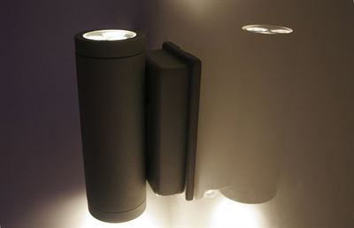 outdoor wall lighting for less photo - 2