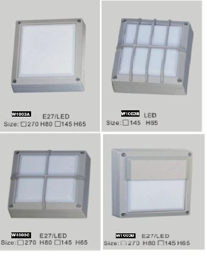 outdoor wall lighting led photo - 3
