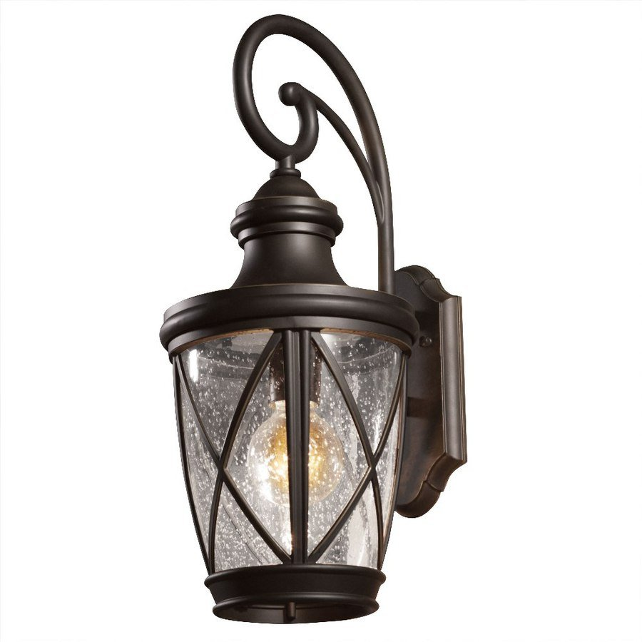 outdoor wall lighting lowes photo - 2