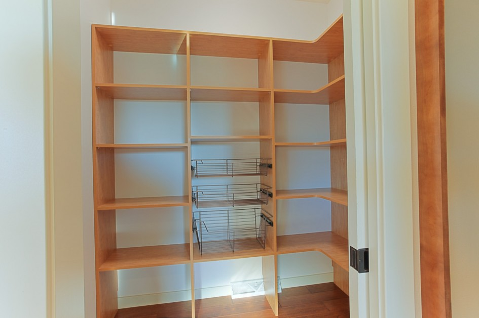 pantry closet shelving systems photo - 5