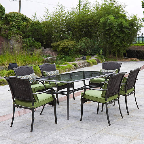 Patio Dining Sets For 6 Photo   2