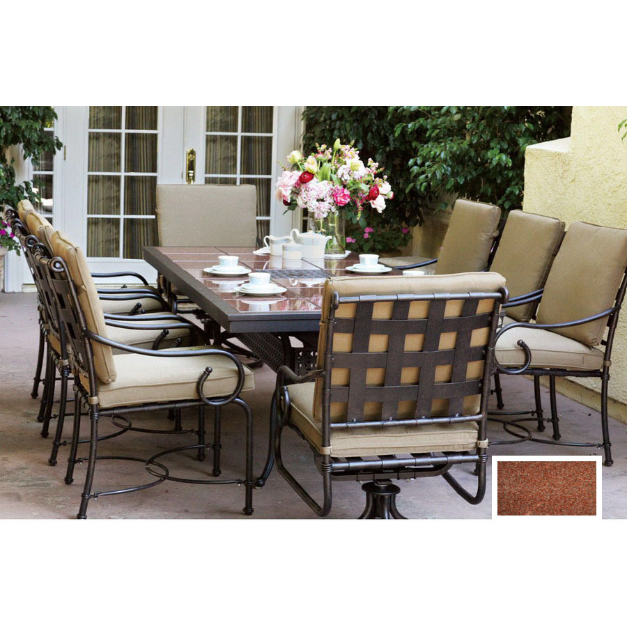 patio dining sets lowes photo - 2