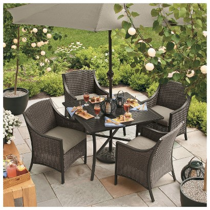 patio dining sets target photo - 3