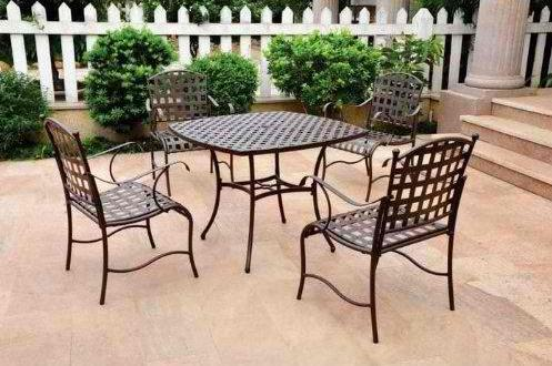 patio dining sets under 500 photo - 4
