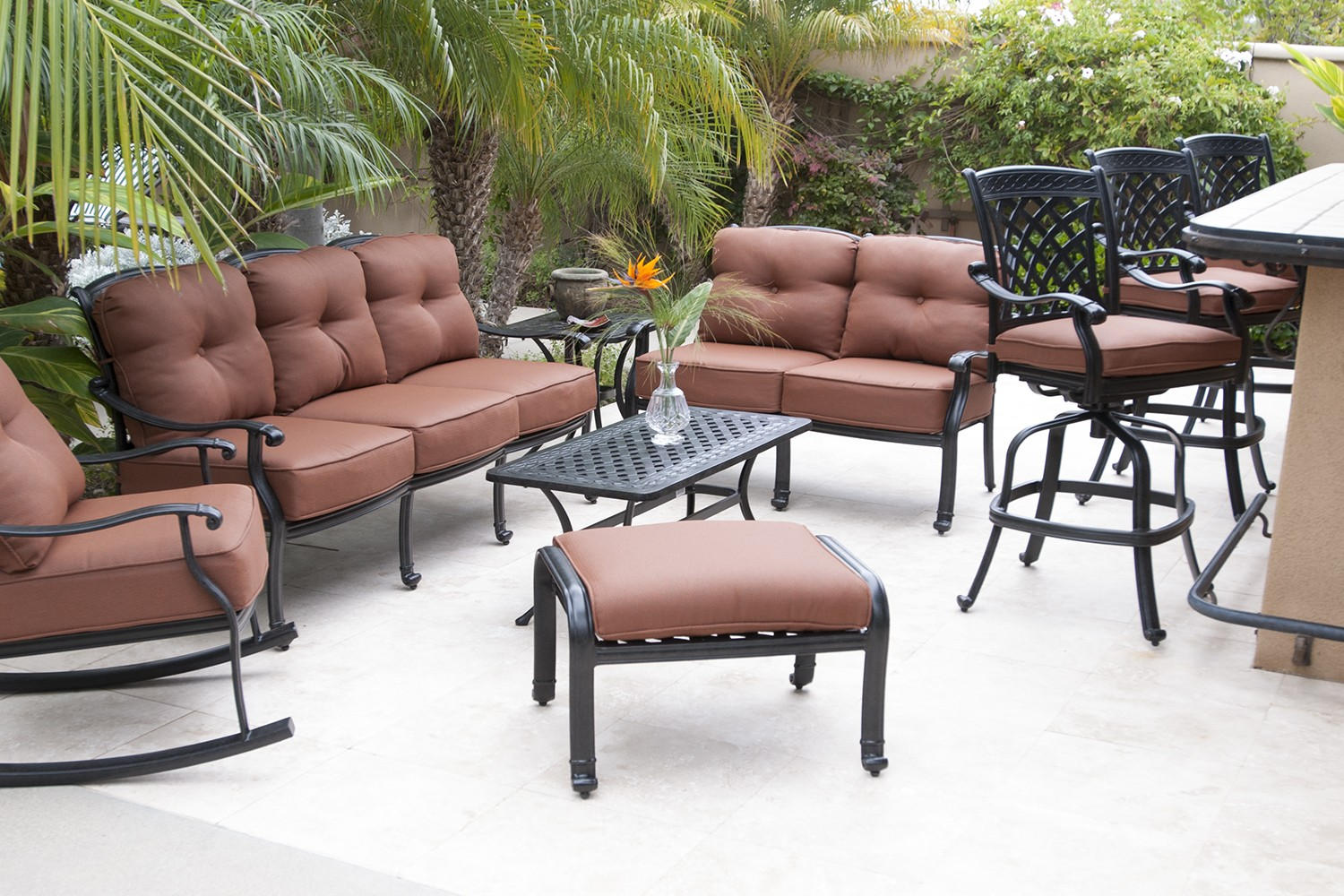patio furniture for less photo - 1