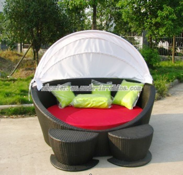 patio furniture lounge bed photo - 4
