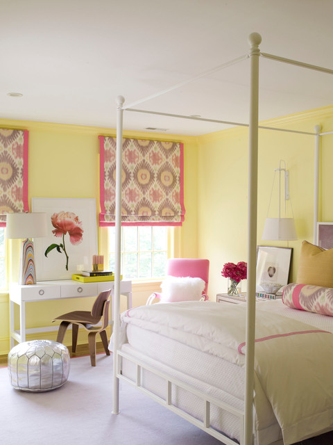 pretty bedroom lamp shades photo - 4