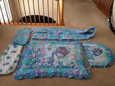 rainbow fish bedding set photo - 6
