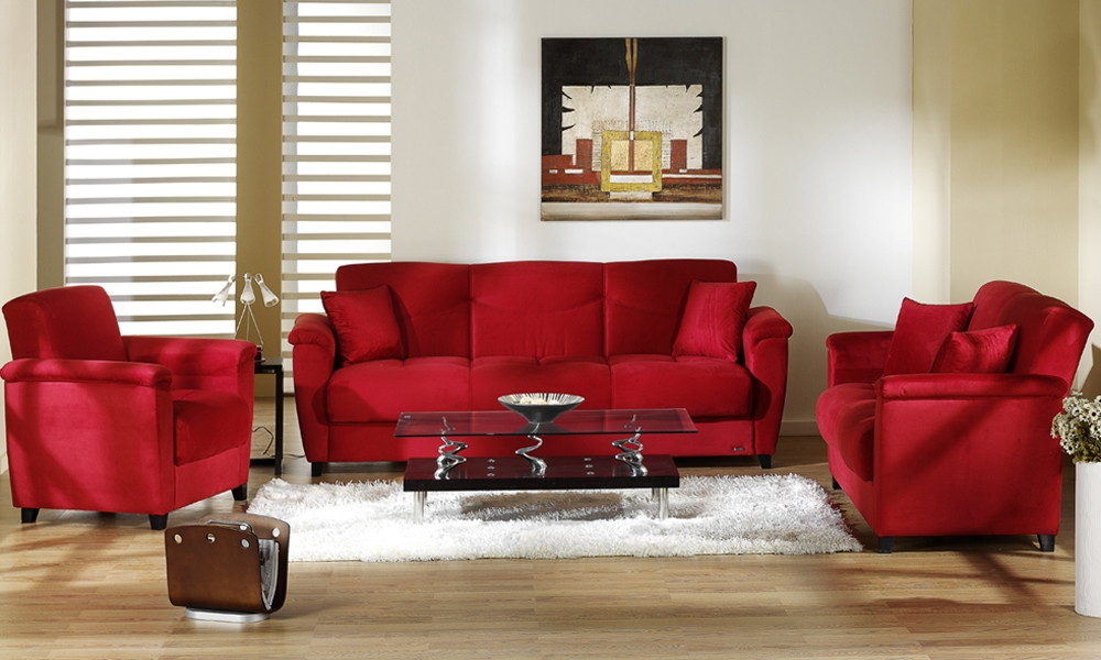 red bedroom furniture ideas photo - 6