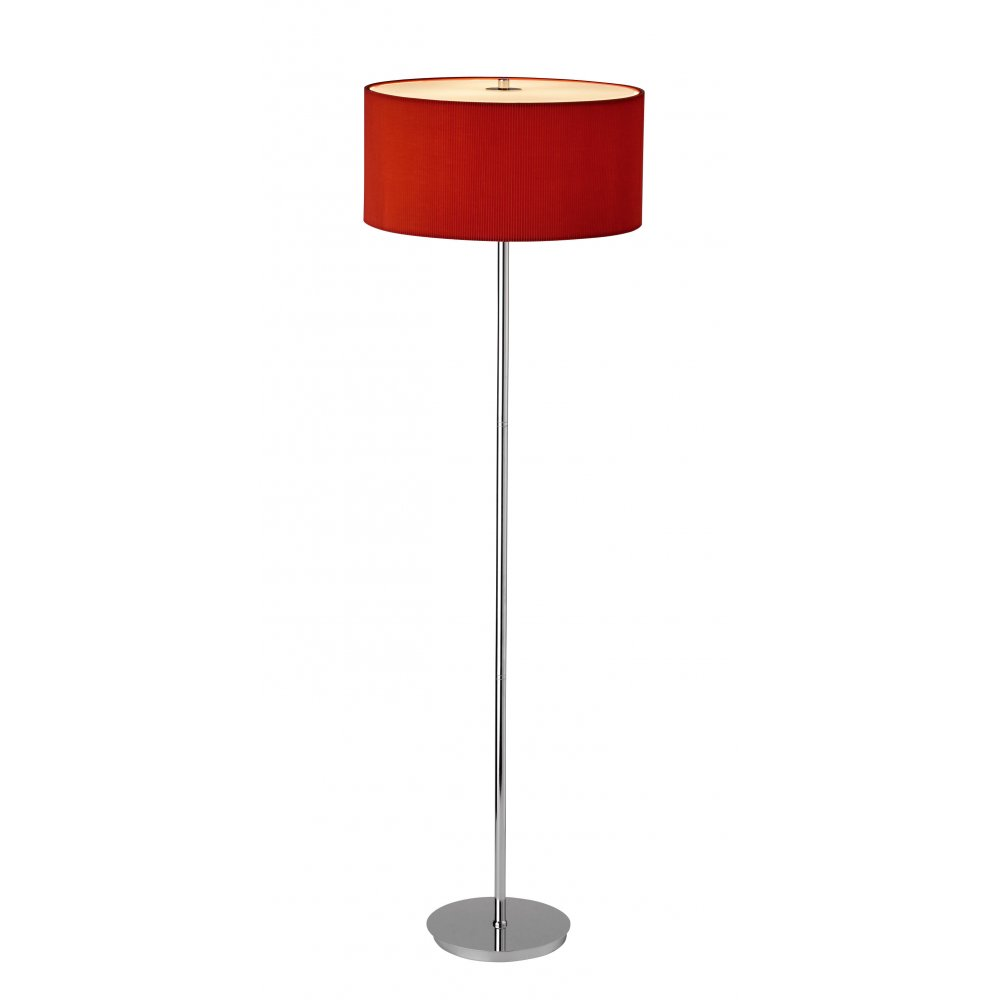 red bedroom lamp photo - 4